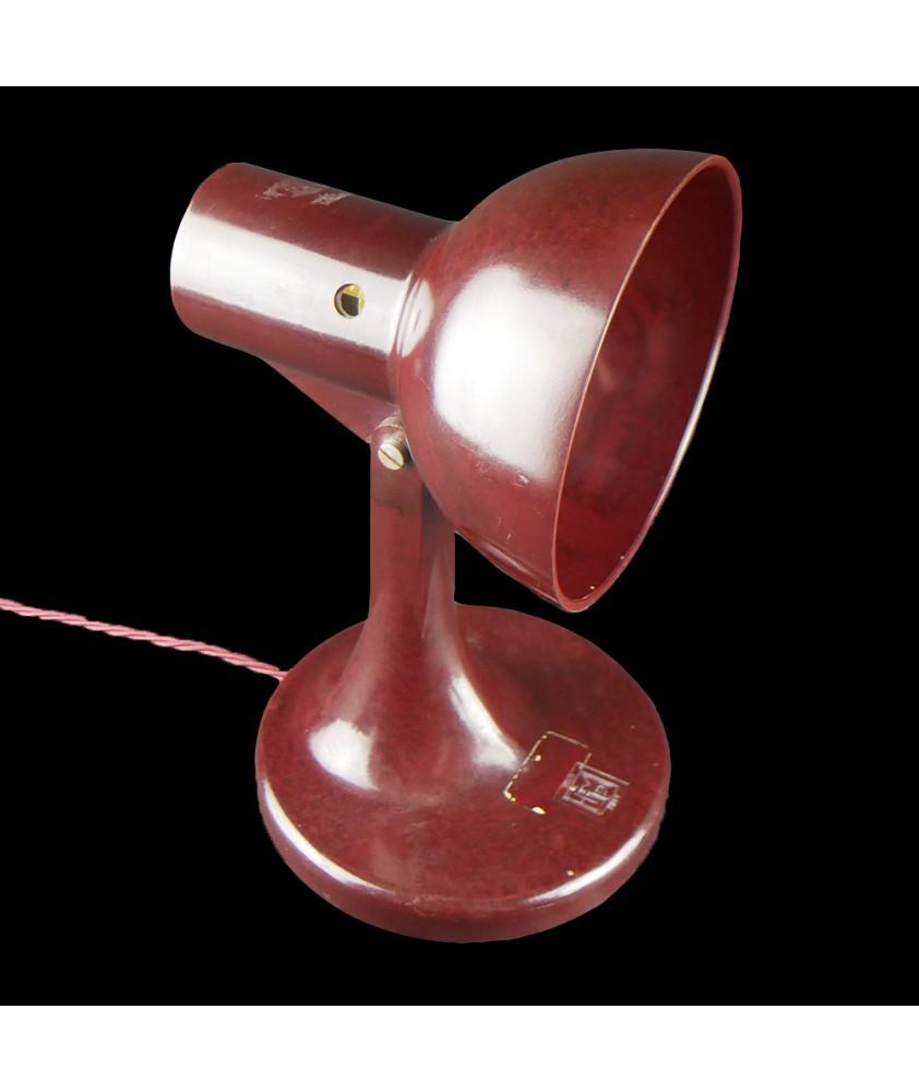 German Bakelite Table Lamp