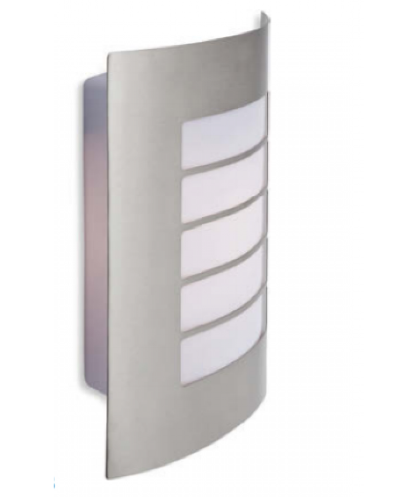 Prince Stainless Steel Outdoor Wall Light