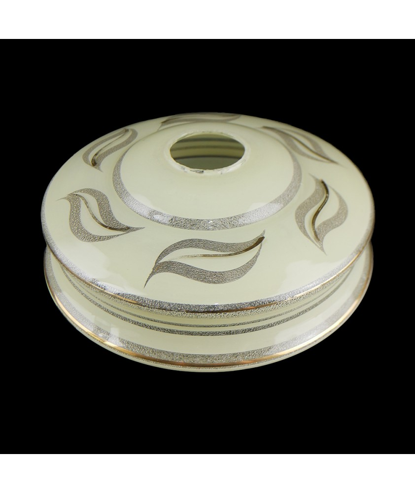 Yellow Ceiling Shade With 45mm Fitter Hole