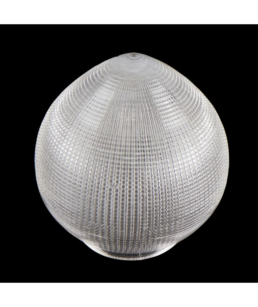 Holophane Acorn Light Shade with 100mm Fitter Neck