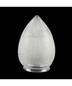 Holophane Acorn Shade with 80mm Neck