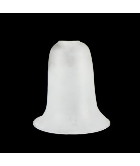 150mm Classic Etched Tulip/Bell Light Shade with 28mm Fitter Hole