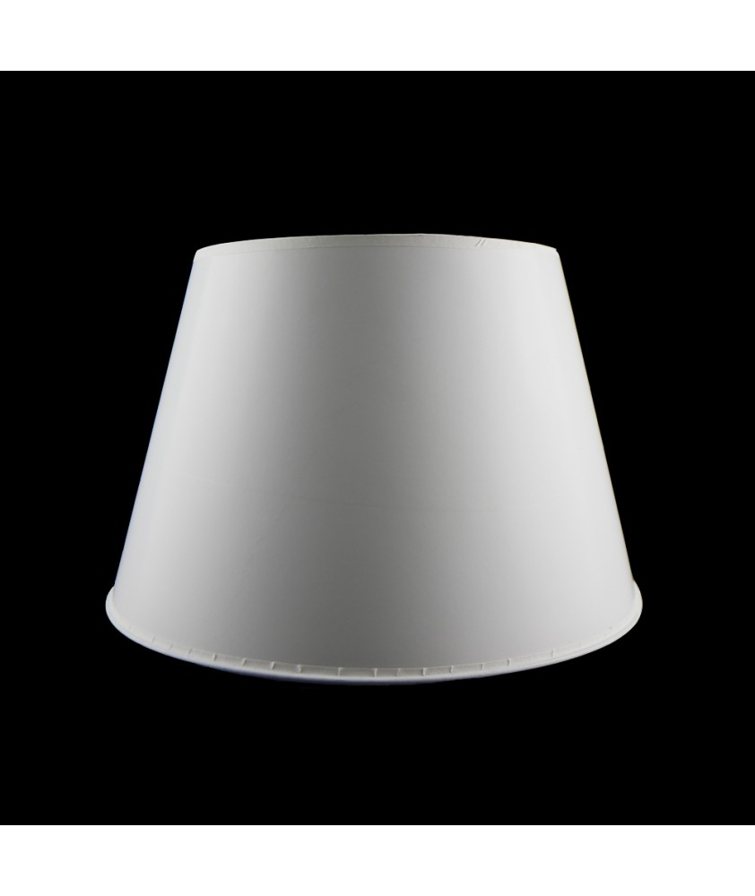 "Aladdin Lamp Cream 14"" Oil Lamp Shade"