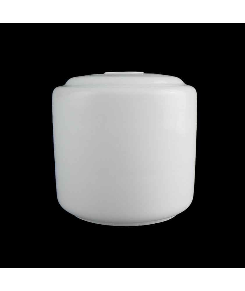 Opal Cylinder Bell Shade with 30mm Fitter Hole