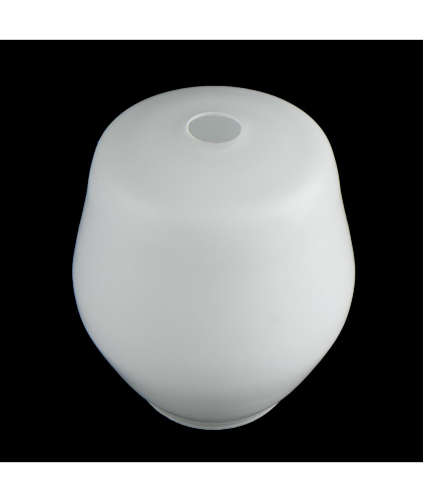 Opal Ceiling Light Shade with 30mm Fitter Hole (Gloss Opal or Matt Opal)
