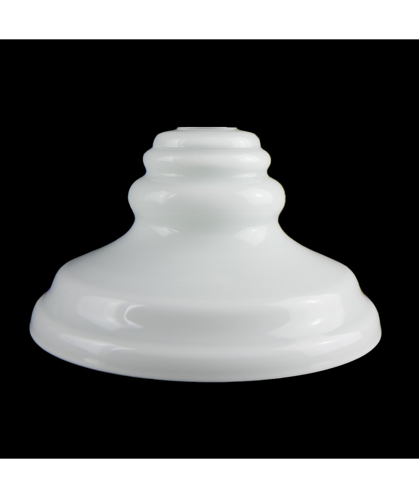 Opal Ceiling Light shade with 30mm Fitter Hole