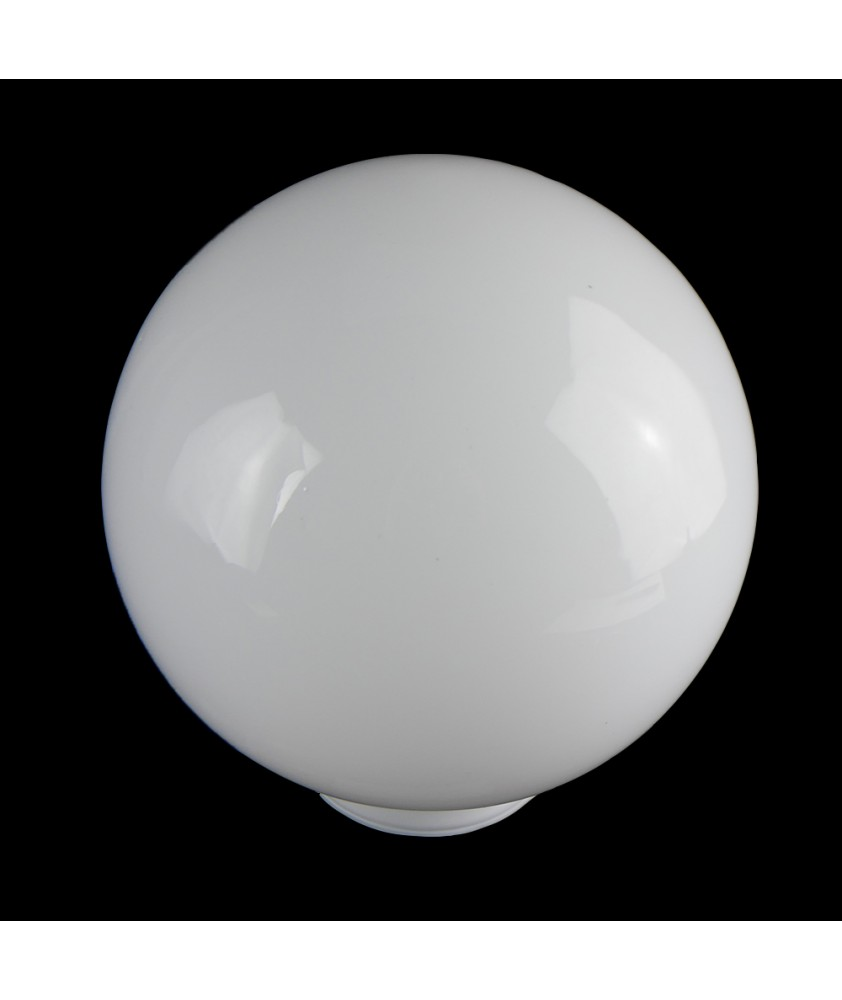 180mm Opal Globe with 90mm Fitter Neck