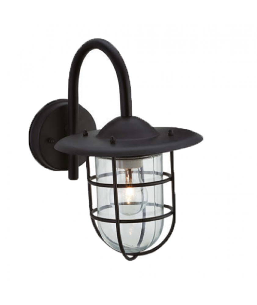 Cage Outdoor Wall Light