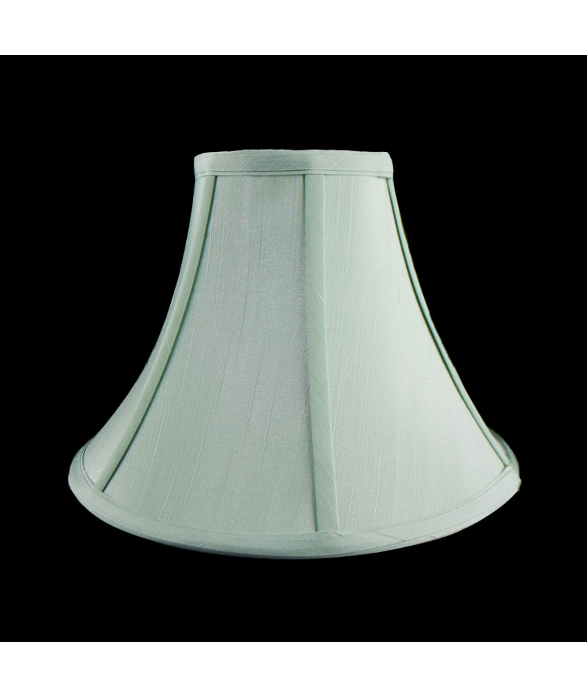 """Empire 12"""" Fabric Shade in either Cream or Sage"""