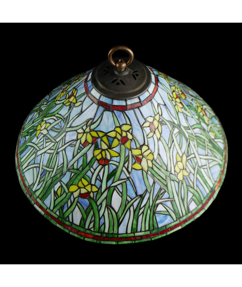 Large Tiffany Complete Light Shade