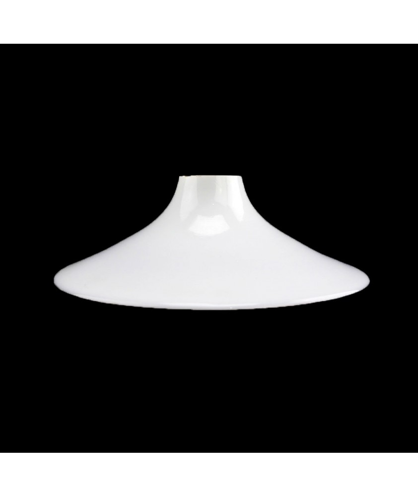 150mm Opal Coolie Light Shade  for BC Bulb Holder (27-30mm Fitter)