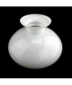 245mm Base White Aladdin Lamp Vesta shade