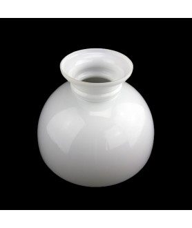 250mm Aladdin Opal Oil Lamp Dome