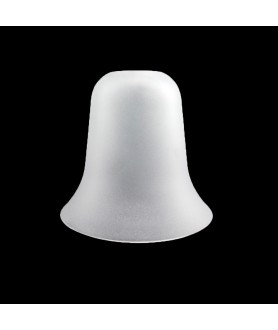 120mm Tulip Shade with 28mm Fitter Hole (clear or Frosted)