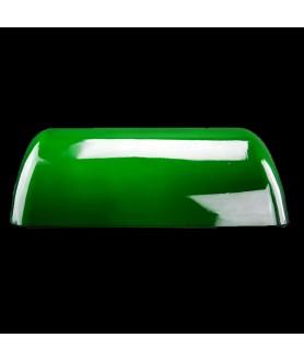 Green Bankers Lamp Shade