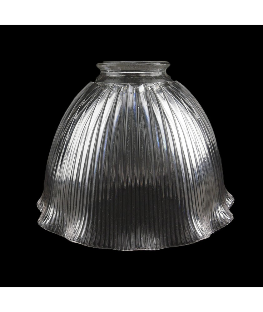 Original Small Holophane Shade with 55mm Fitter Neck