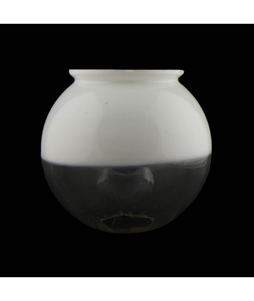 Gas Globe Light Shade with 85mm Fitter Neck