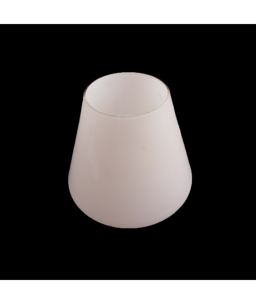 Light Pink Tulip Light Shade with 65mm Fitter Neck