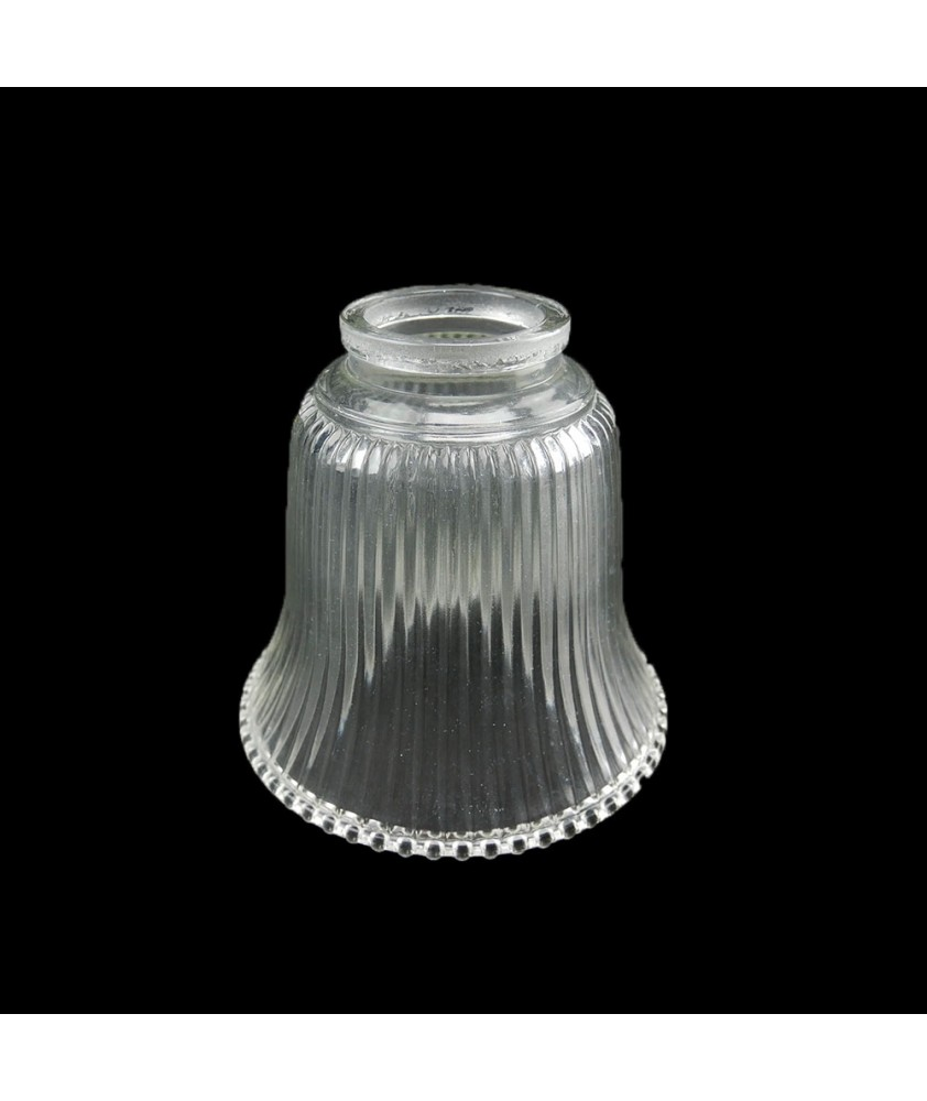 Prismatic Tulip Light Shade with 57mm Fitter Neck