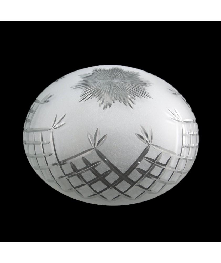 250mm Pineapple Bowl Ceiling Light Shade