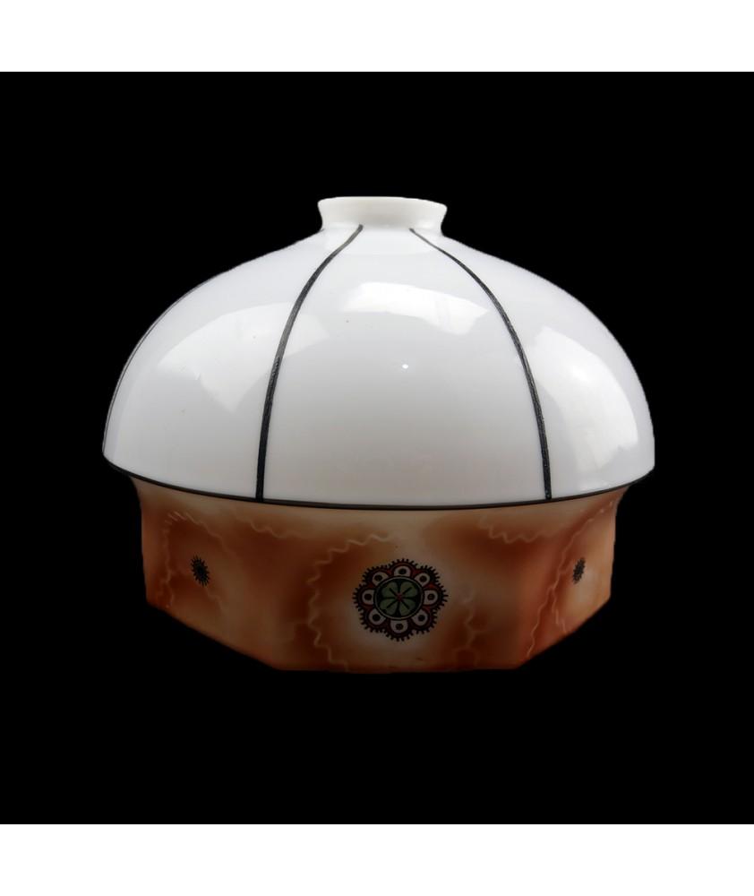 Art Deco Mushroom with 55-57mm Fitter Hole