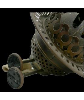 Duplex Screw Neck Oil Lamp Burner
