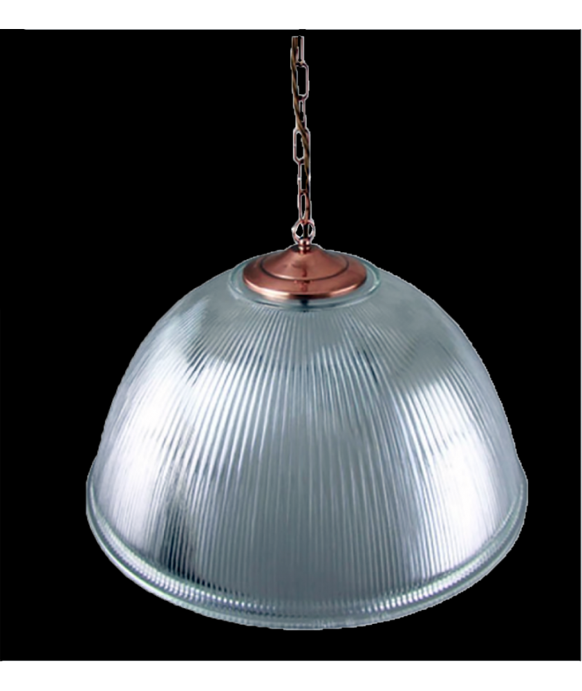 540mm Prismatic Dome Pendant
