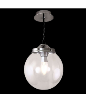 Anik Clear Globe Pendants