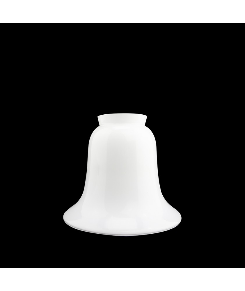 Opal Tulip Light Shade with 57mm Fitter Neck