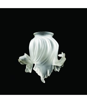 French Tulip  Light Shade with 55mm Fitter Neck