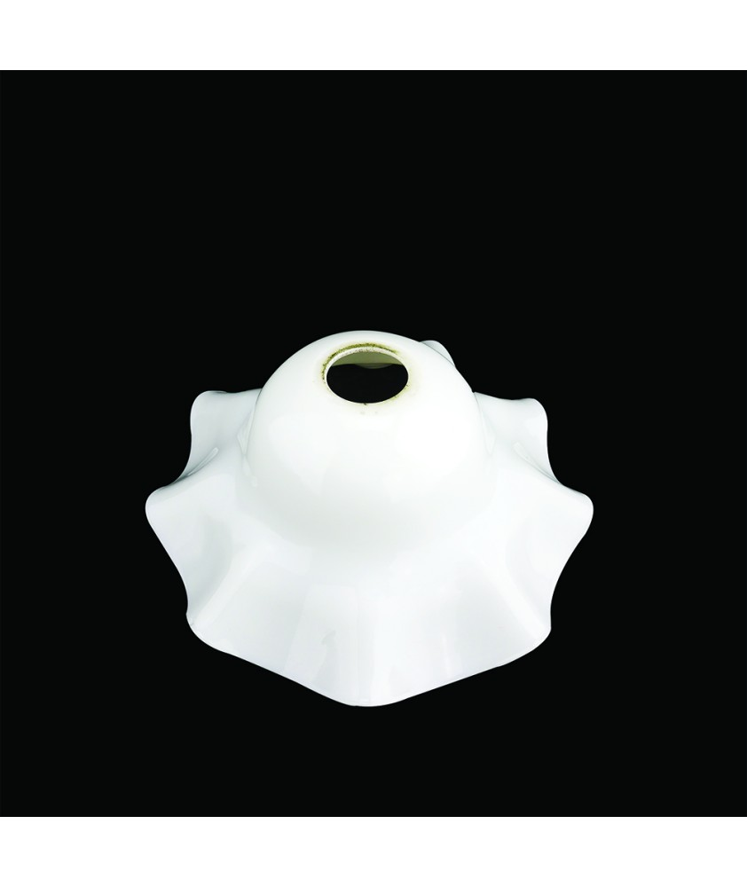 Wavy Rimmed Tulip Christopher Wray with 25mm Fitter Hole