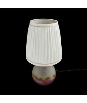Muller Freres Art Nouveau Table Lamp