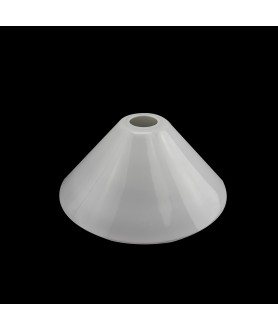 295mm Opal Coolie Light Shade with 44mm Fitter Hole
