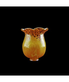 Orange Mosaic Style Tulip with 50mm Fitter Neck