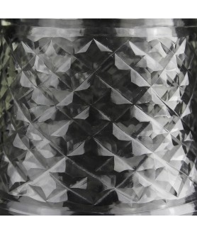 Hobnail Cut Crystal Light Shade with 28mm Fitter Hole