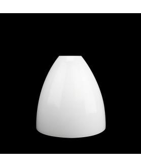 120mm Opal Tulip Light Shade 30mm Fitter Hole