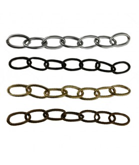 "0.5"" Chain in Various Finishes"