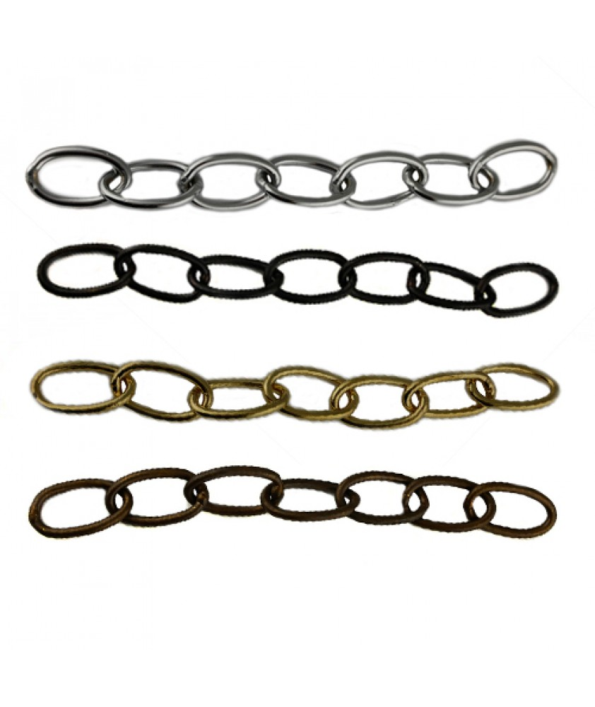 "0.75"" Chain in Various Finishes"