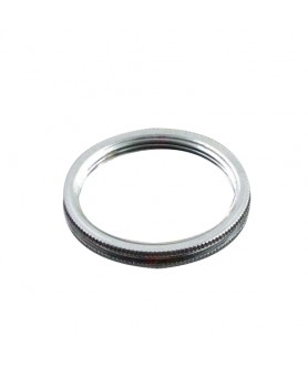 Chrome Shade Ring