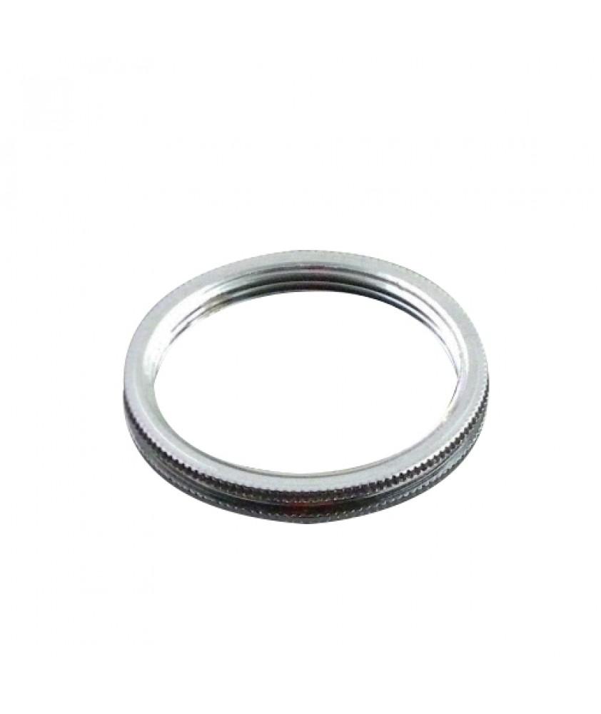 Chrome Shade Ring