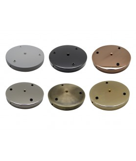3 Entry Ceiling Plate in Various Finishes