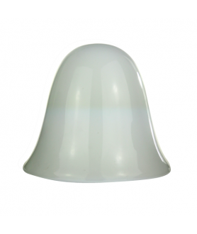 215mm Opal Bell Diffuser Light Shade with 45mm Opening