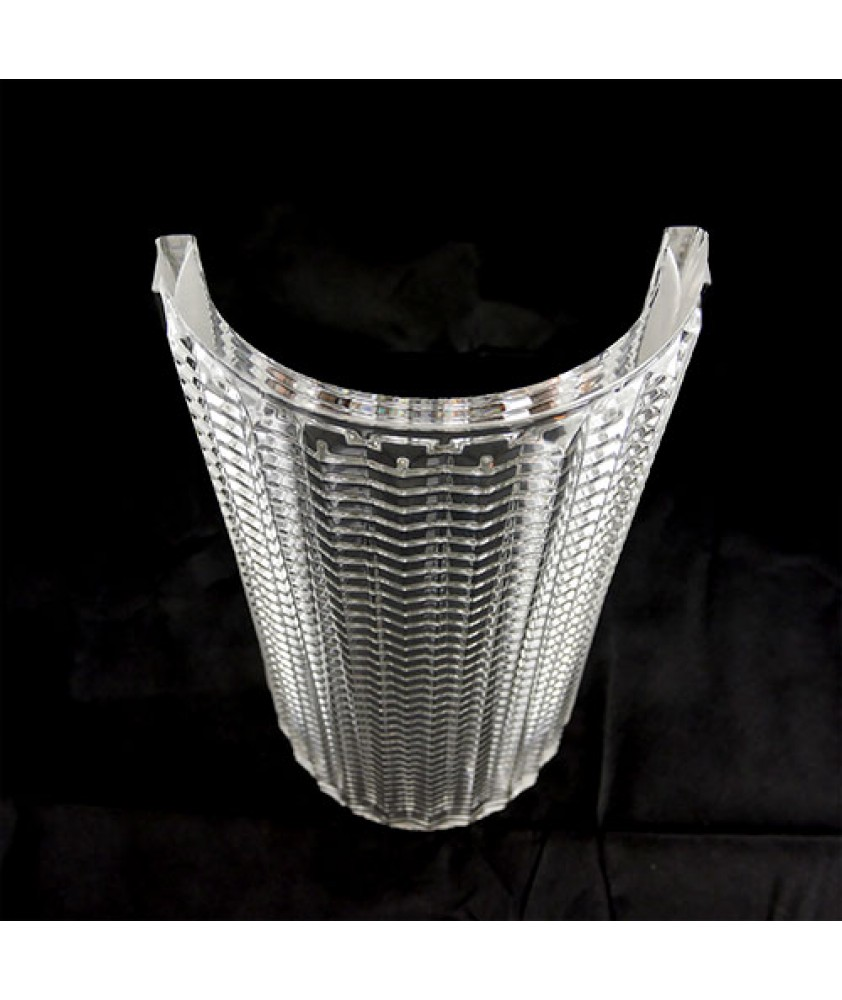Prismatic Tunnel Bend Light Shade