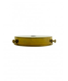 50-60mm Vintage Brass Gallery