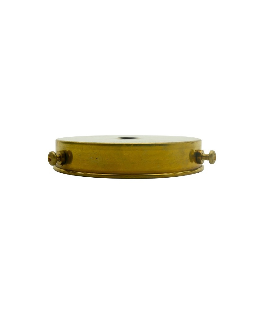 50-60mm Vintage Brass Gallery