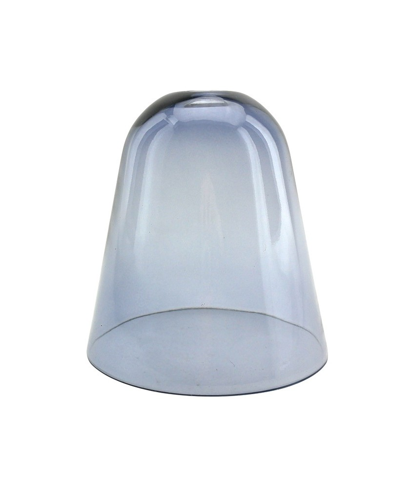 Smoked Glass Diffuser Light Shade with 28mm