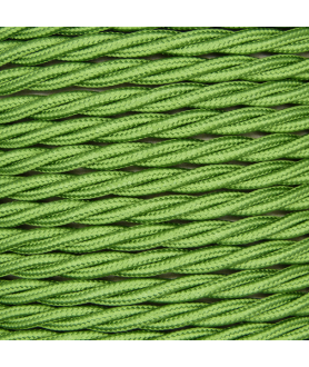 0.75mm Twisted Cable Cyprus Green
