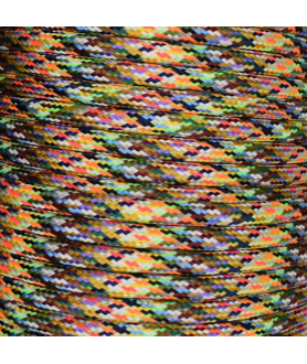 0.75mm Round Cable Multi Coloured