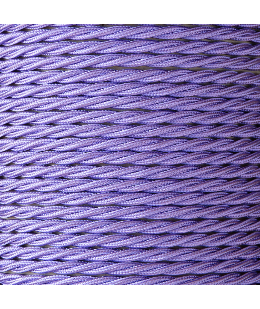0.75mm Twisted Cable Purple