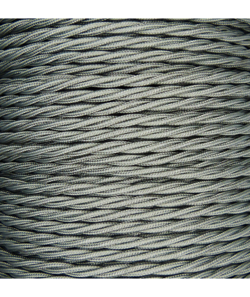 0.75mm Twisted Cable Khaki Green